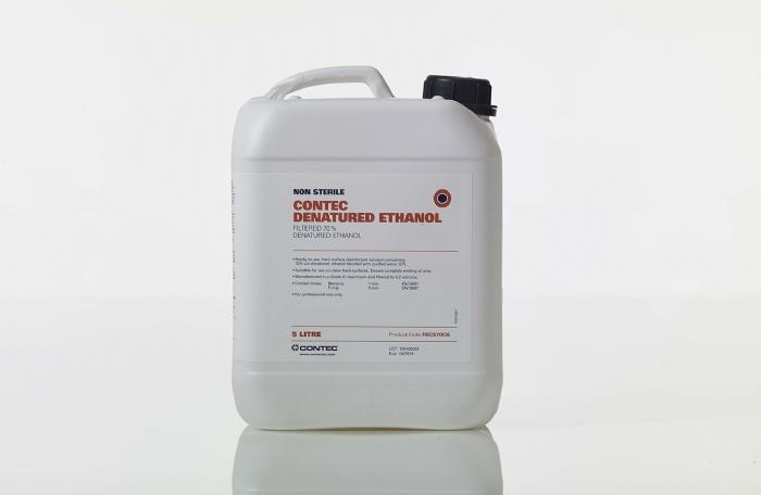 Contec 70% Non Sterile Denatured Ethanol