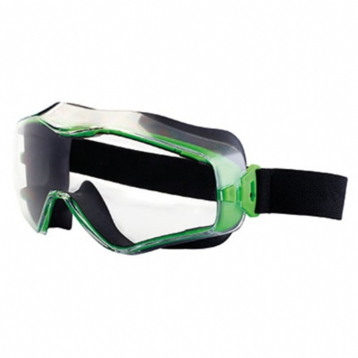 KeepSAFE XT 6X3 Vented Safety Goggles Clear Lens