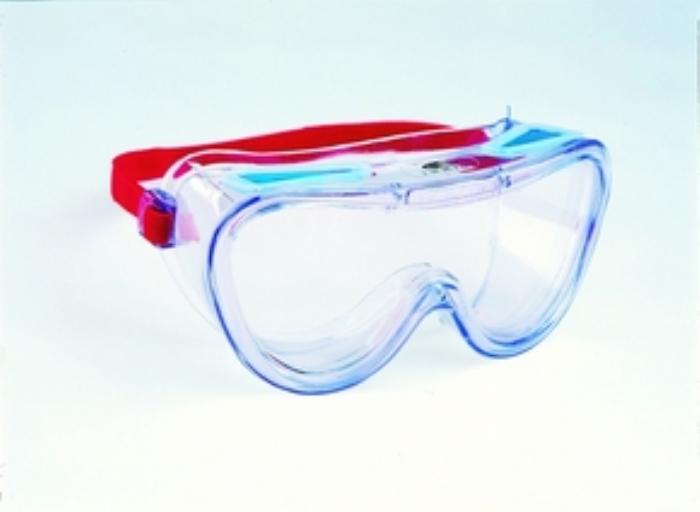 VISTAMAX VNC21/FC GOGGLE No Vent Dual Clear Lenses, Comfort Foam