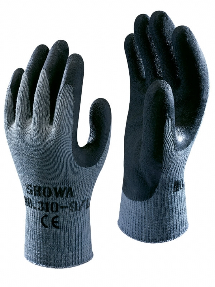 Showa 310 Grip Glove Black