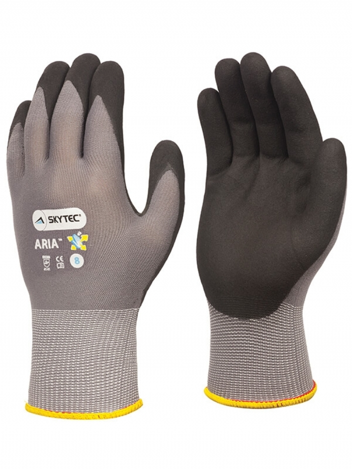 Skytec Aria General Handling Palm Coated Gloves