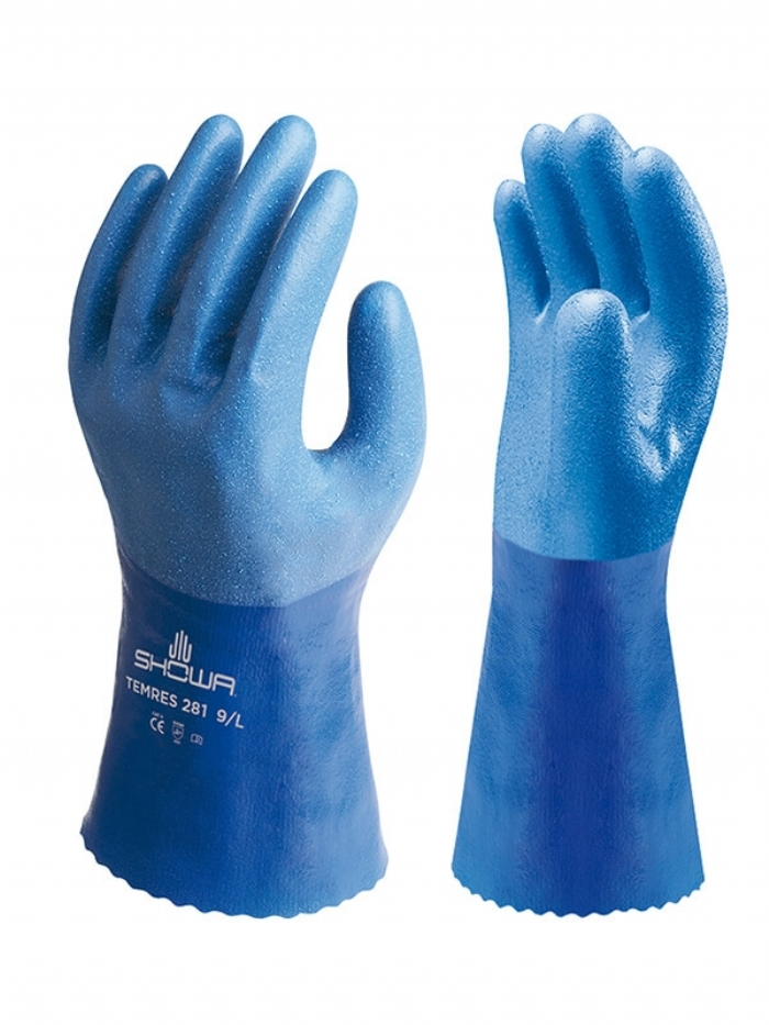 Showa Temres Breathable and Waterproof PU Gloves