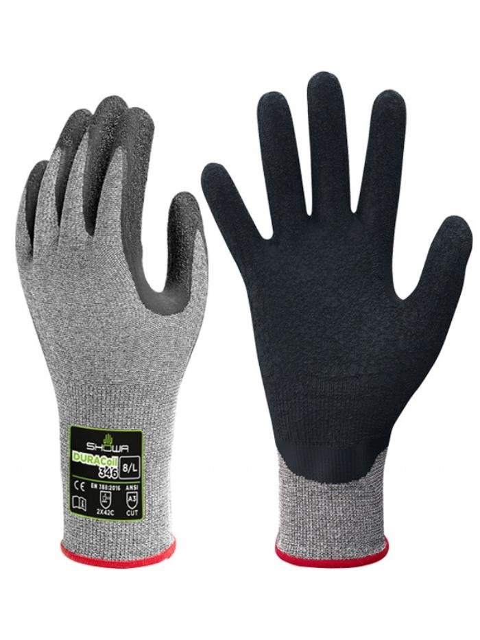 SHOWA DURACoil 346 Cut-Resistant Gloves