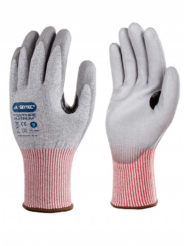 Skytec Sapphire Platinum Gloves