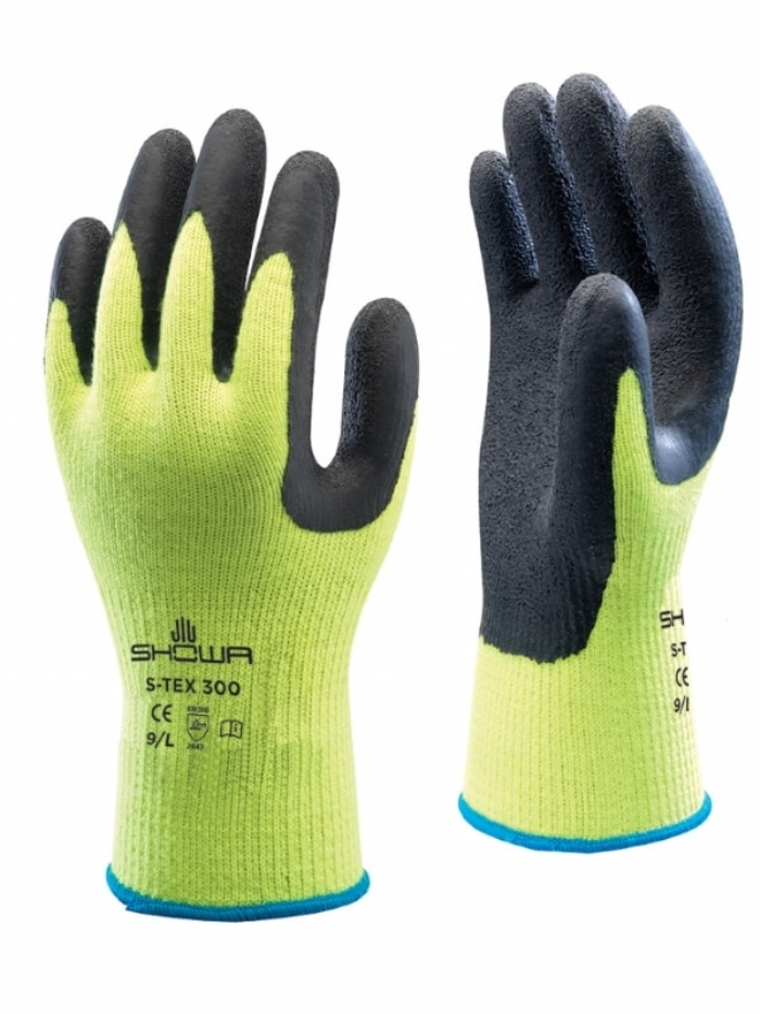 SHOWA S TEX 300 CUT RESISTANT GLOVES
