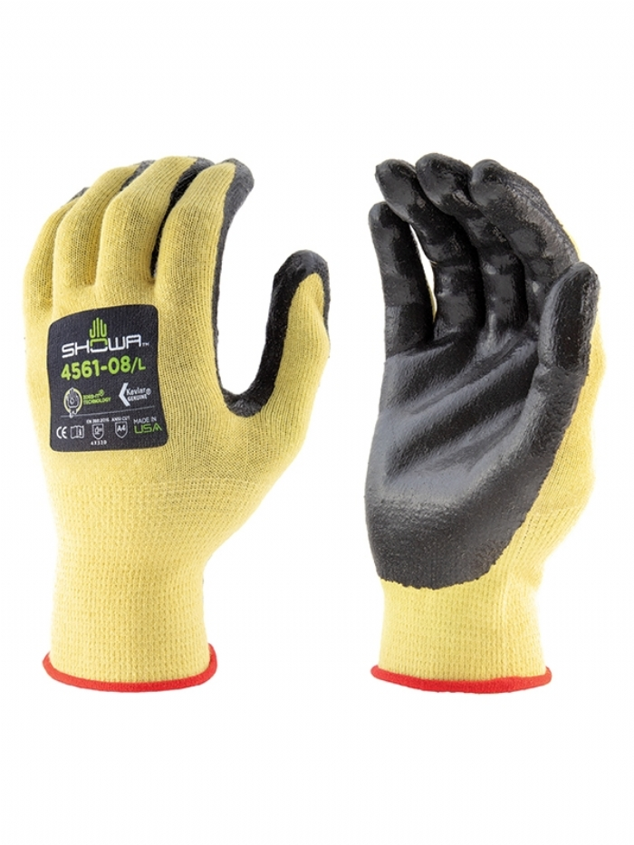 SHOWA 4561 Cut-Resistant Gloves