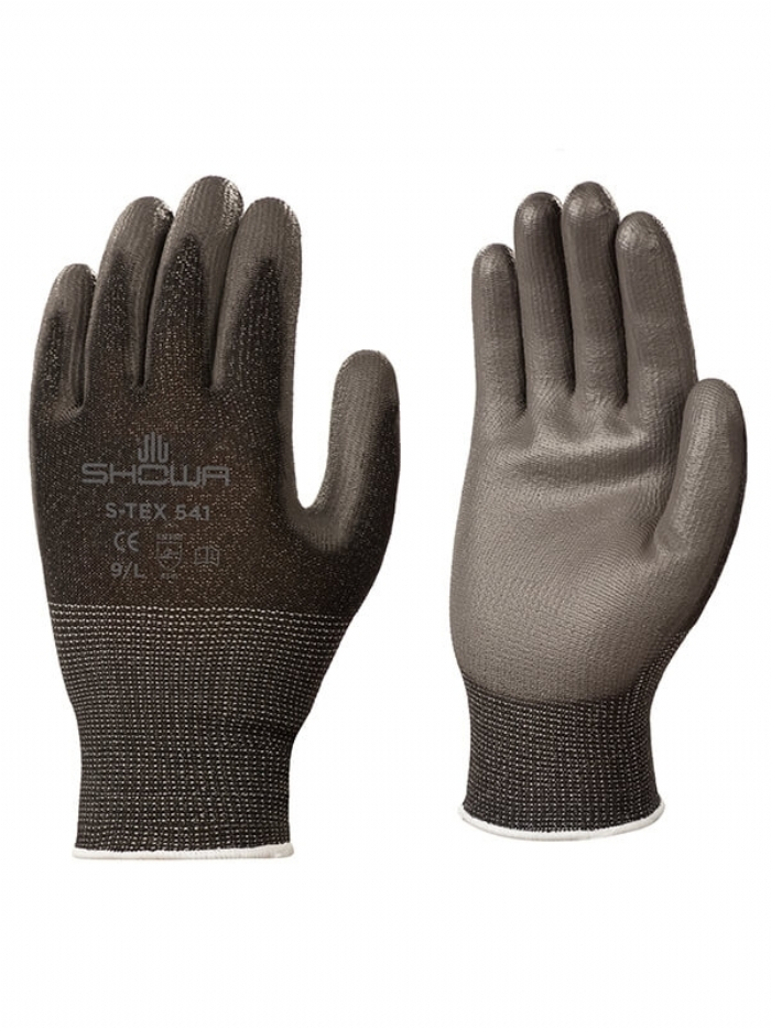 SHOWA S-Tex 541 Cut-Resistant Work Glove with Stainless Steel Liner