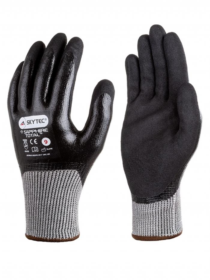 Skytec Sapphire Total Cut-Resistant Gloves