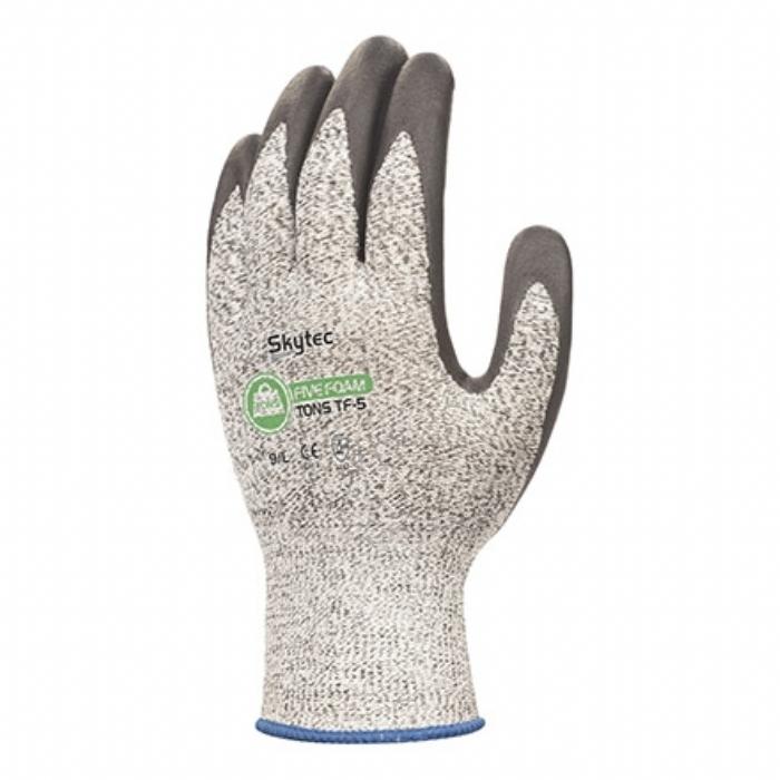 Skytec Tons TF-5 Foam Nitrile Palm Cut Level 5 Glove