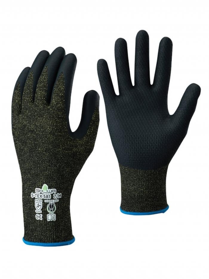SHOWA S-TEX 581 Cut-Resistant Gloves