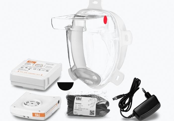 TIKI Respirator