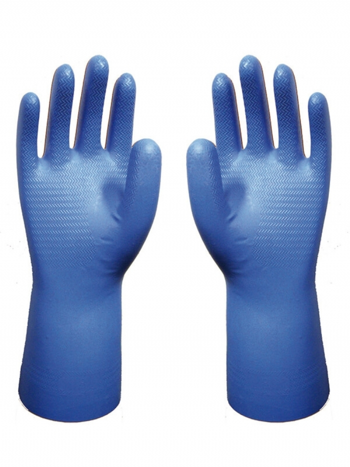 SHOWA 707D Powder-Free Nitrile Gloves
