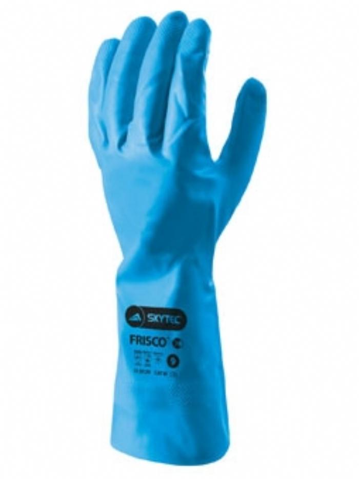 SkytecFrisco 95 Blue Nitrile Gloves