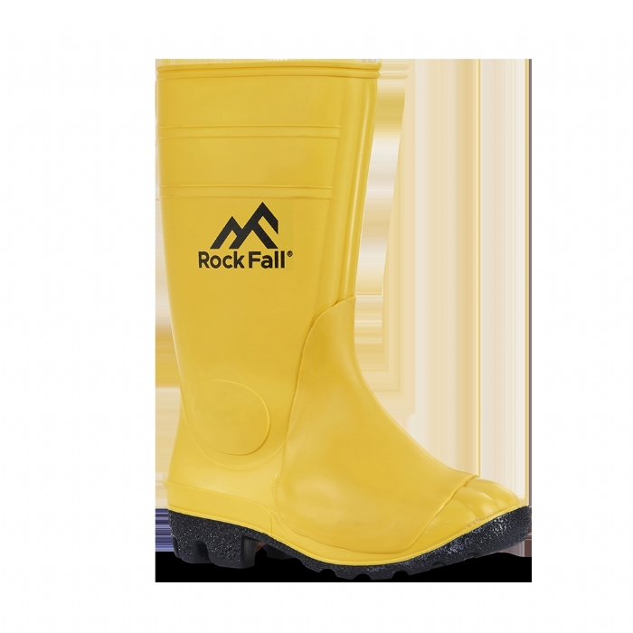 ROCK FALL RF210 Swill Powerjet Protection Safety Wellington Boot
