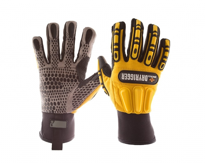 IMPACTO WGRIGG DRYRIGGER OIL,WATER AND CUT RESISTANT 3 GLOVE