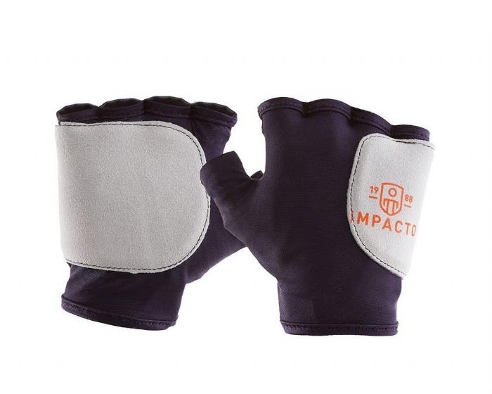 Impacto 503-10 Glove Impact Fingerless Vep Palm/Side