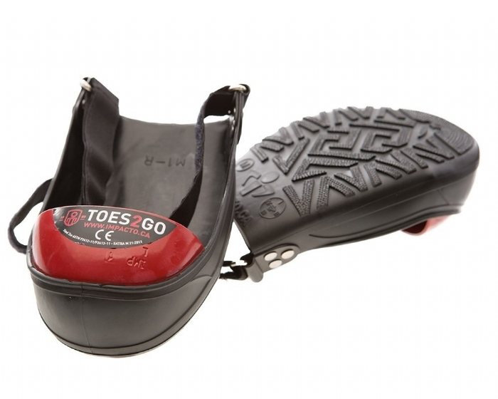 Impacto TOES2GO Overshoe Safety Toe Cap