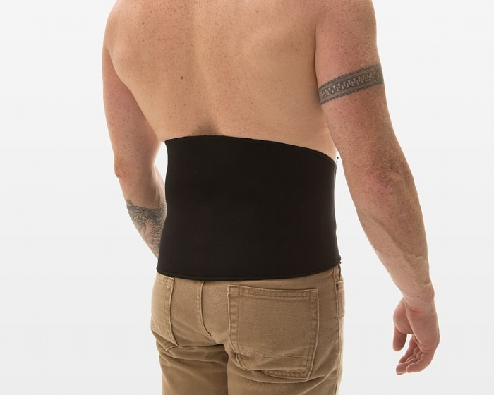 Impacto TS213 Small Thermo Wrap Back Support