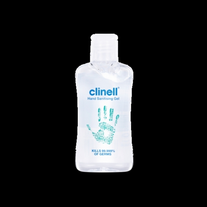 Clinell Hand Sanitising Gel Flip Top 50ml