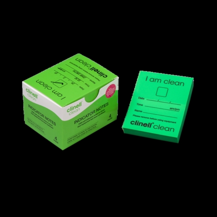 Clinell Indicator Notes Green