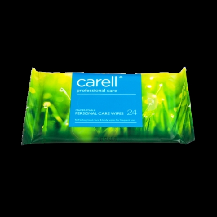 CLINELL PERSONAL CARE WIPES 24