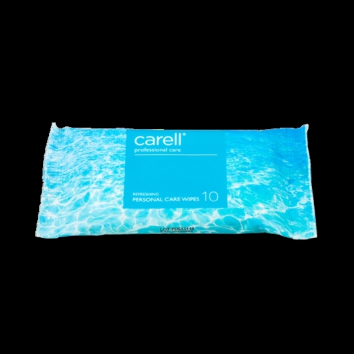 CLINELL REFRESHING WIPES 10