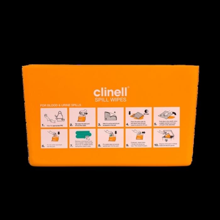 Clinell Spill Wipes Dispenser