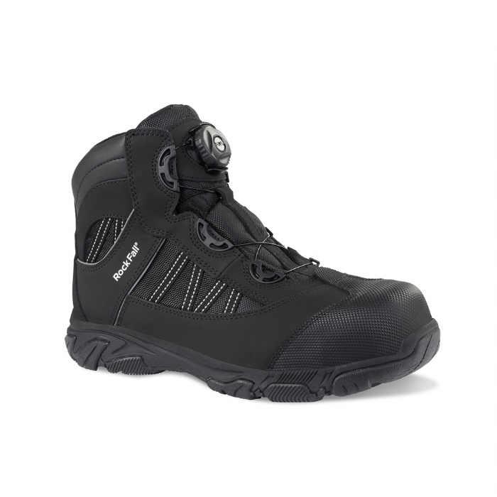 ROCK FALL RF160 Ohm Electrical Boa Safety Boot