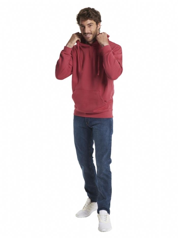 Uneek 280GSM Deluxe Hooded Sweatshirt UC509