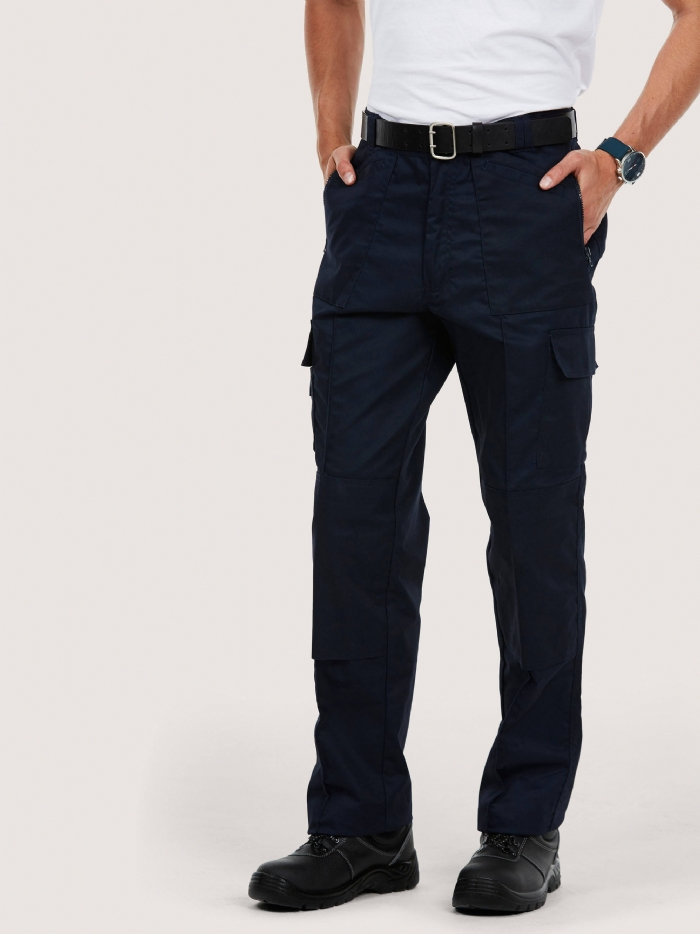 Uneek Mens Action Trousers Regular Leg- UC903