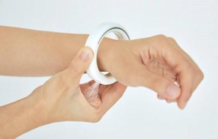 Bracelet Sanitiser