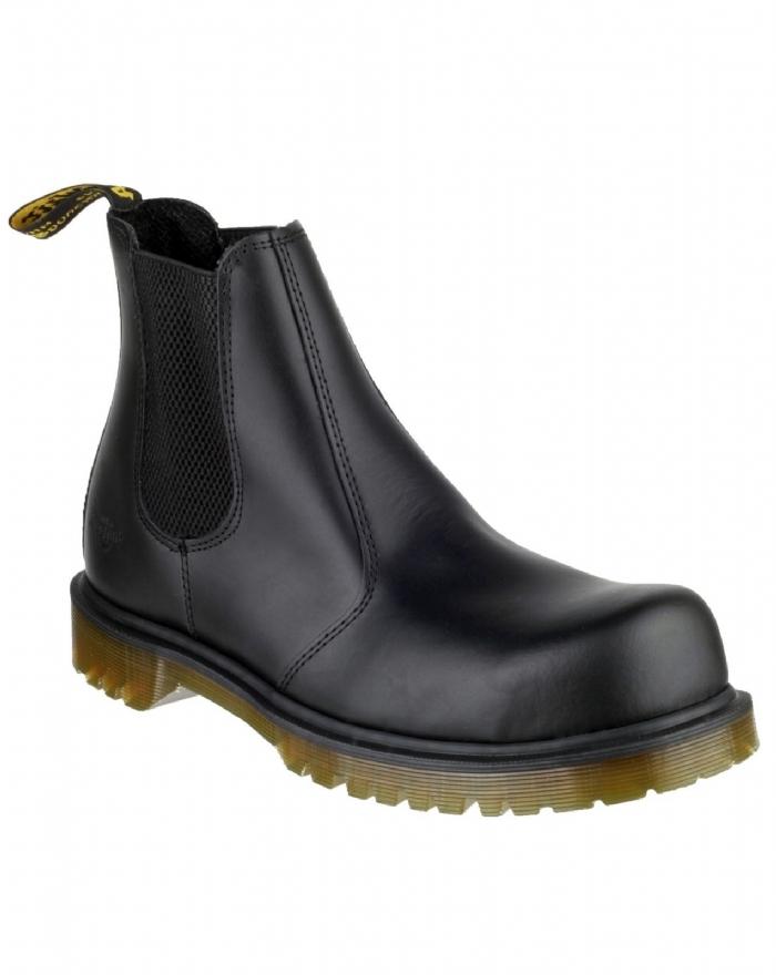 Dr Martens 2228 Chelsea Boot FS27 (BLACK) ICON 2228