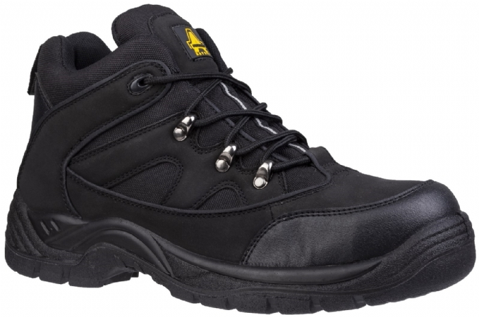 Amblers Safety Boot FS151 BLACK MID BOOT SB-P