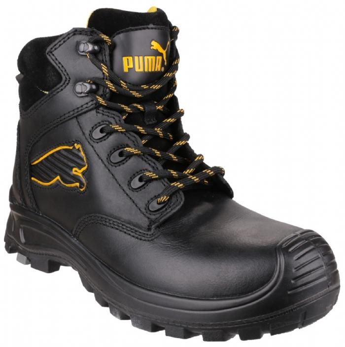 PUMA BORNEO MID 630411 SAFETY BOOTS