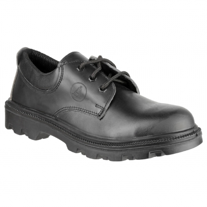 AMBLERS SAFETY FS133 (BLACK) EXTRA FIT SAFETY SHOES