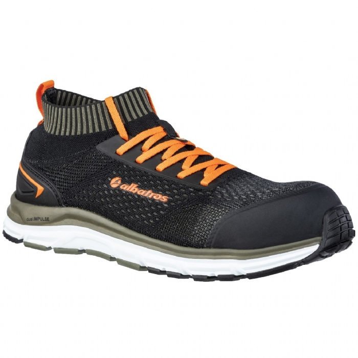 ALBATROS ULTIMATE IMPULSE LOW 646720 SAFETY SHOES