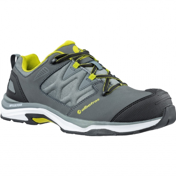 ALBATROS ULTRATRAIL LOW 646210 SAFETY SHOES