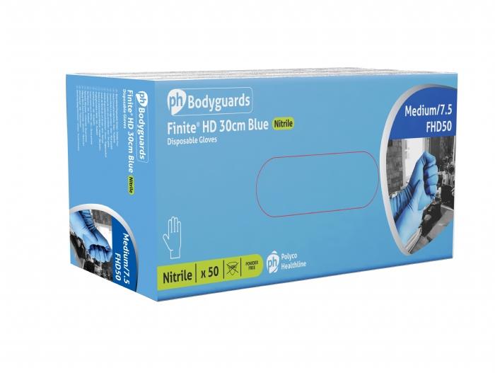 FHD50 Finite HD Nitrile Gloves