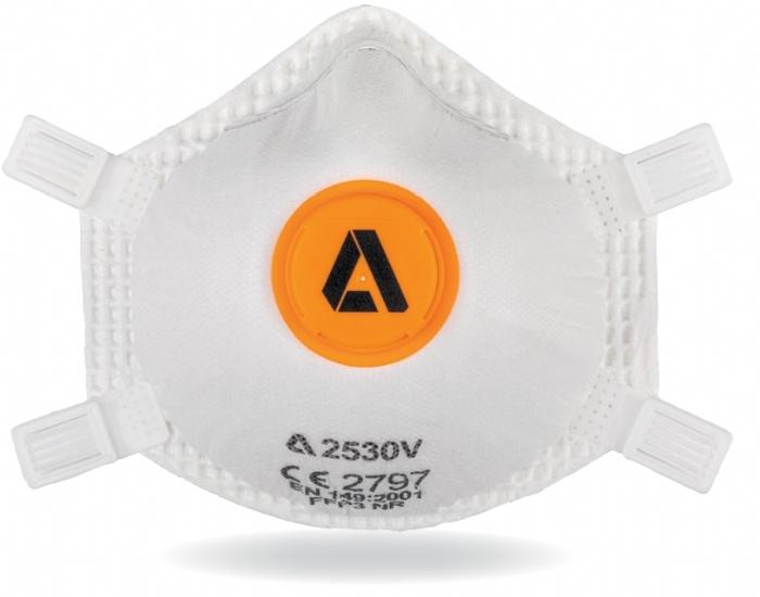 Alpha Solway 2530V FFP3 Mask