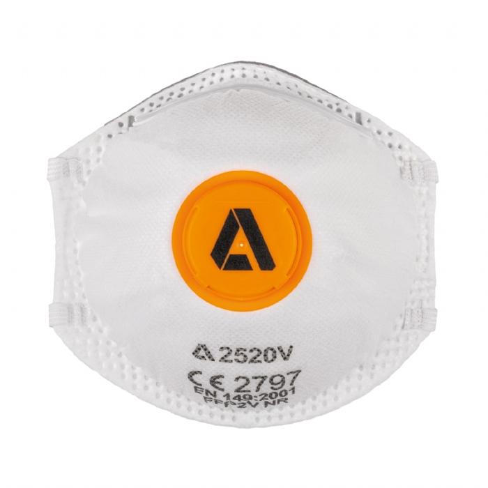 Alpha Solway 2520V FFP2 Valved Dust Mask