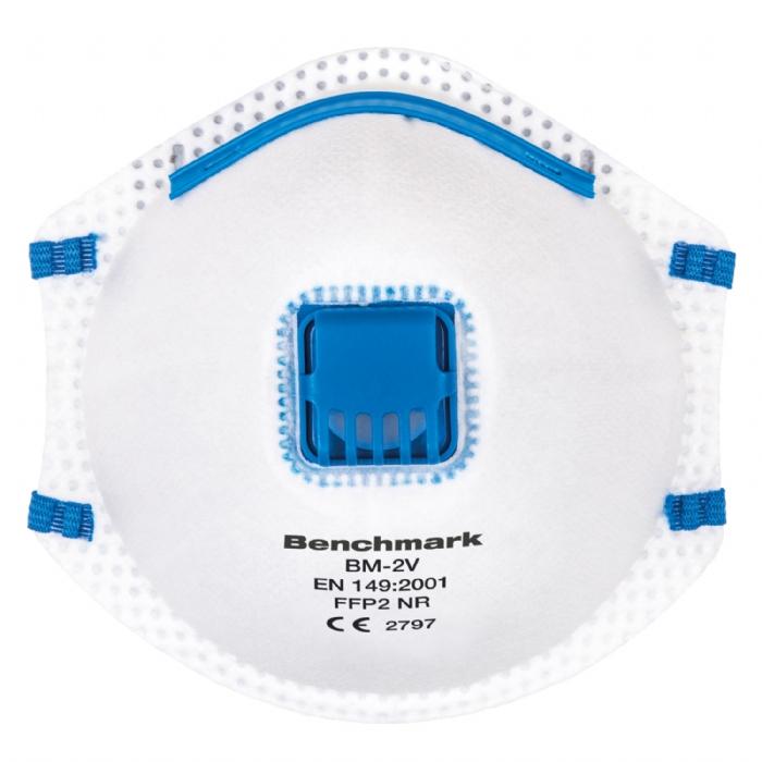Alpha Solway Benchmark BM-2V FFP2 Respirator
