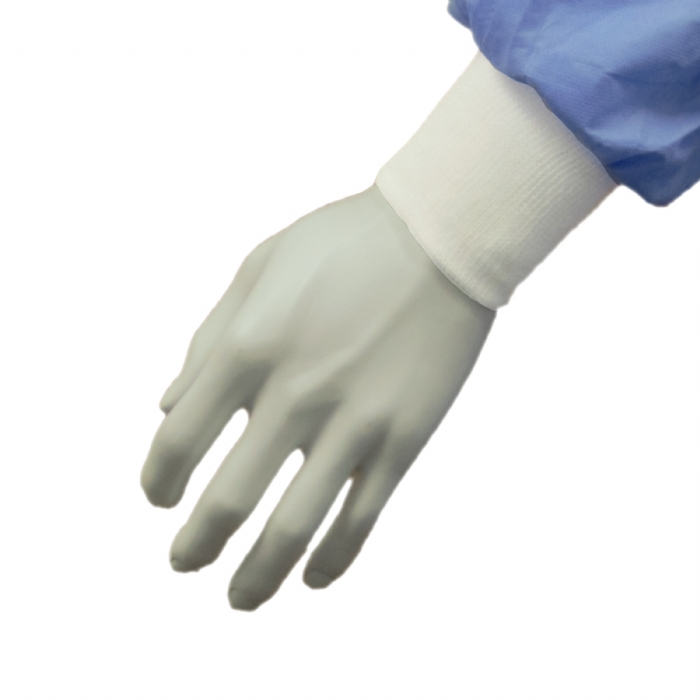 Coveron Surgical Gown Reinforced Blue Sterile