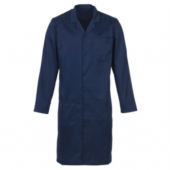 57200-7 Polycotton Ladies Lab Coat