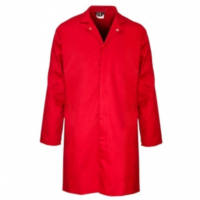 571B1-7 Polycotton Food Coat with Inner Pocket