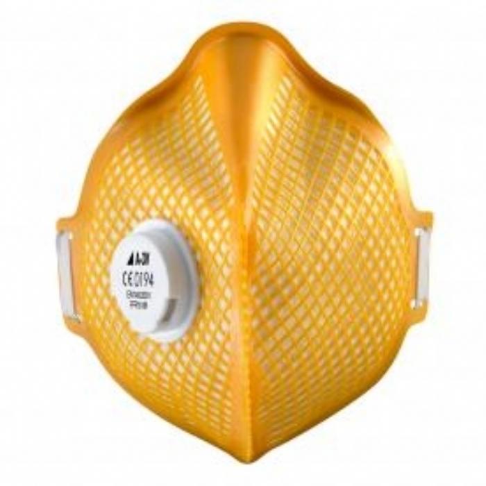 Alphamesh Respirator  A-SERIES A-3V FFP3 NR