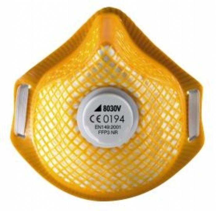 Alpha Solway Respirator 3000 Series 3030V FFP3 NR